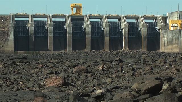 Uruguay: Por la sequía dejó de funcionar la represa de Palmar