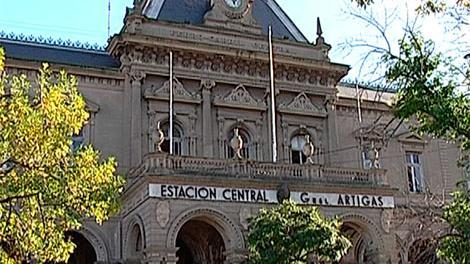 SCJ falló a favor del Estado en juicio millonario por estación de AFE