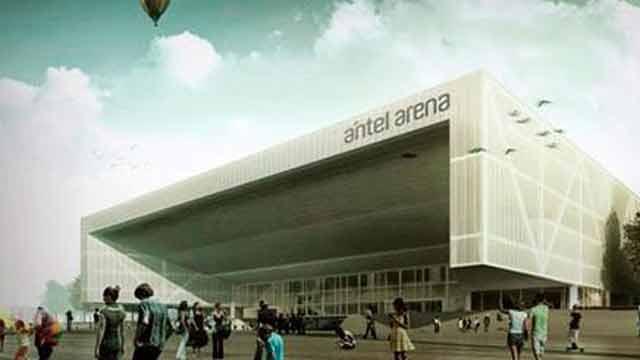 Directorio de ANTEL decidió suspender construcción del Antel Arena