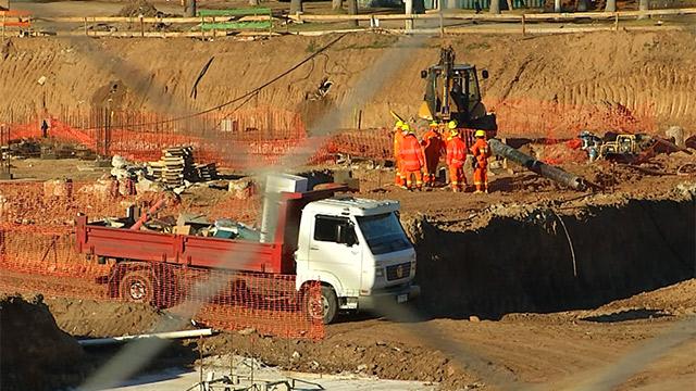 Constructora española con obras clave en Uruguay se declaró en quiebra