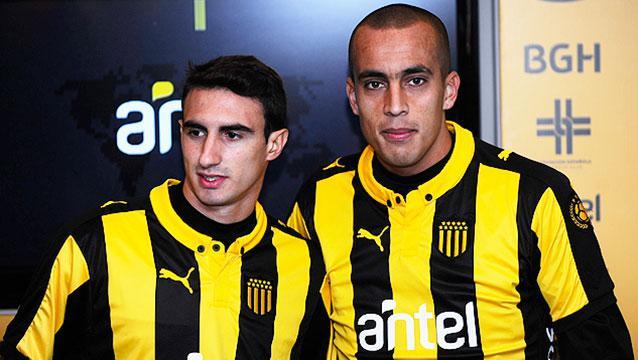 Peñarol presentó a Boselli y a Guzmán Pereira en primer día de pretemporada