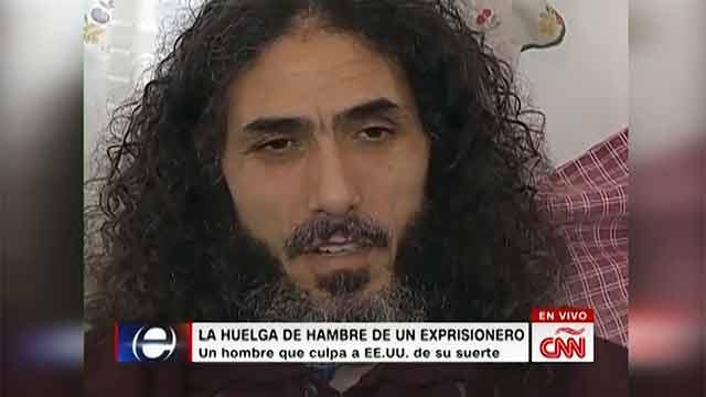 Diyab habló con la CNN, y sostuvo que es su derecho reunirse con su familia