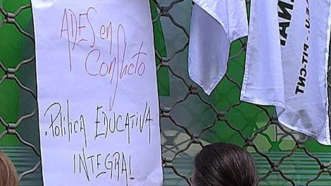 Sindicato docente de Montevideo hará paro cuando se vote el presupuesto