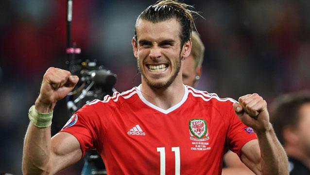 Gales hace historia y se mete en las semifinales de la Eurocopa