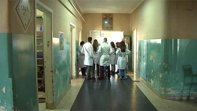 Hospital penitenciario pronto en primer semestre de 2016, dijo Vázquez