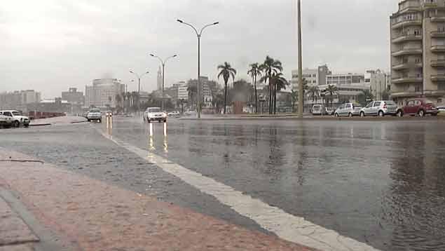Se vienen 10 días de tiempo inestable y abundante lluvia en el sur