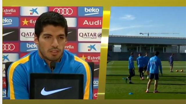 """Luis Suárez: """"Uruguay demostró que no depende de un solo jugador"""""""