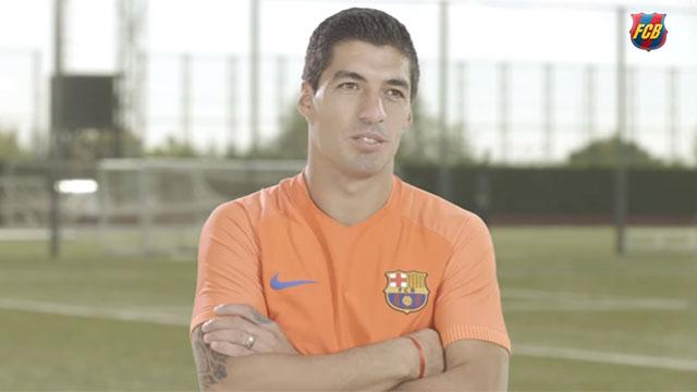Video: ¿cuánto sabe Suárez de su trayectoria en el FC Barcelona?