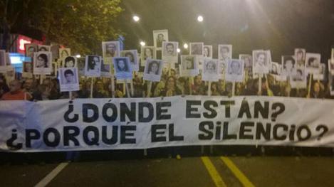 Familiares analizan nuevos datos sobre desaparecidos durante la dictadura