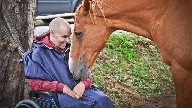 Martin Rius, uruguayo con ELA, necesita la ayuda de todos