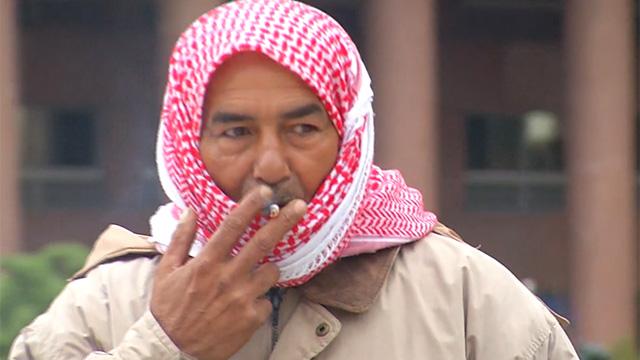 Refugiado sirio que se roció con nafta fue liberado y rechazó campo en Salto