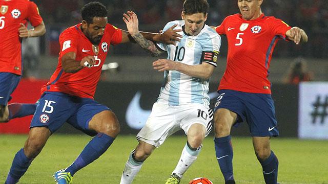 """Messi renuncia a la selección tras perder la final: """"se acabó para mí"""""""