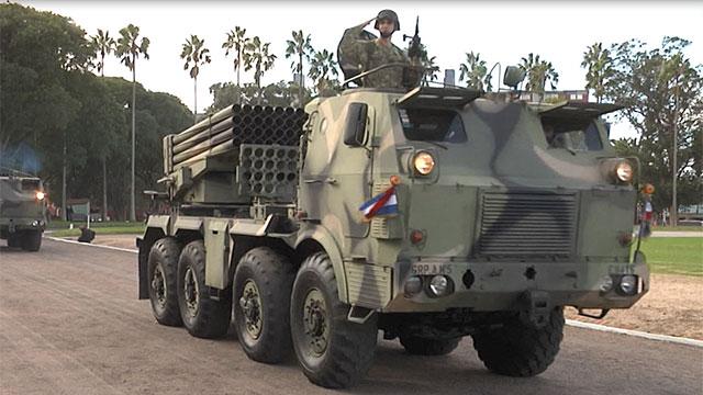 Fuerzas Armadas analizan reforma de la Caja Militar propuesta por gobierno