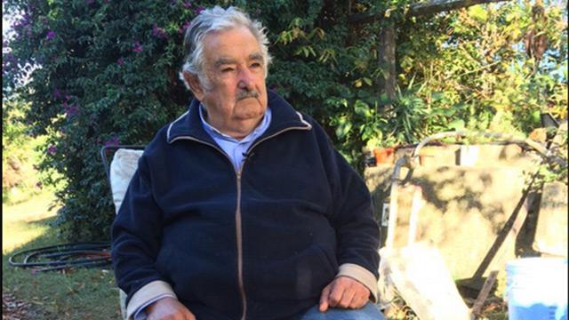 """Mujica: """"En Uruguay no somos afectos a la corrupción, somos pelotudos"""""""