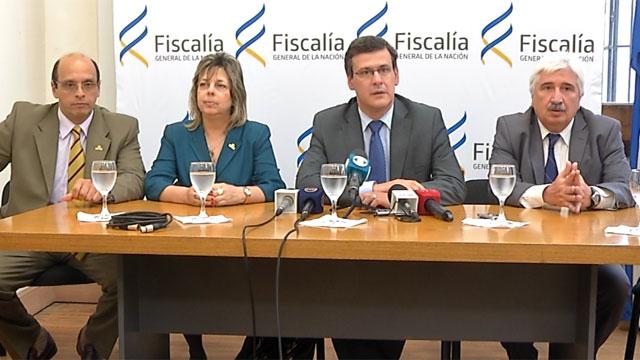 Fiscal del caso Salomone reemplazará a Juan Gómez en Crimen Organizado