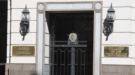 Gremio de judiciales desocupó el Palacio de Tribunales y evalúa más medidas