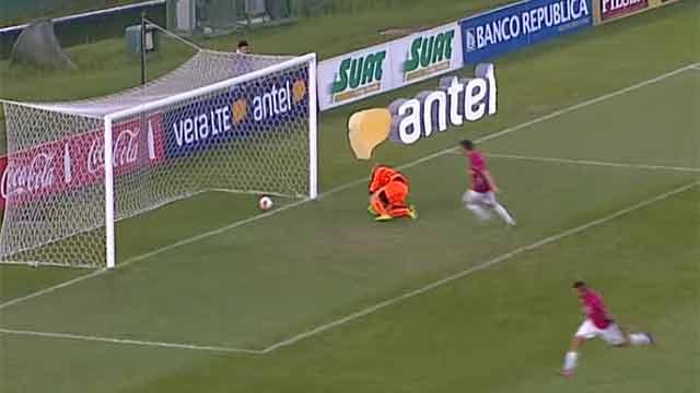 Peñarol sigue siendo el puntero del Apertura pese a su mal rendimiento