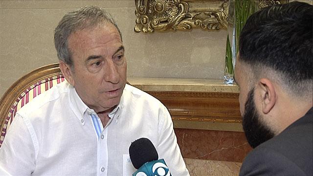 """José Luis Perales presenta en Montevideo su nuevo disco """"Calma"""""""