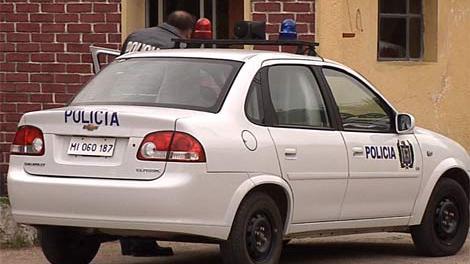 Copamiento de supermercado en La Paz termina con 4 delincuentes detenidos