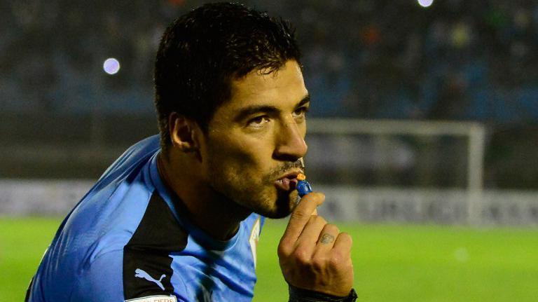 Suárez está a punto de ser el goleador histórico de las Eliminatorias
