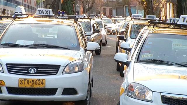 Resultado de imagen para taxi montevideo