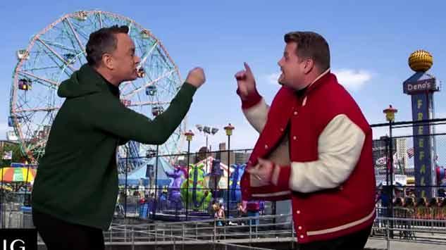 Todos los personajes de Tom Hanks en 8 minutos