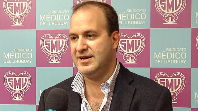 Trostchansky, presidente del SMU, denuncia que recibió amenazas de muerte