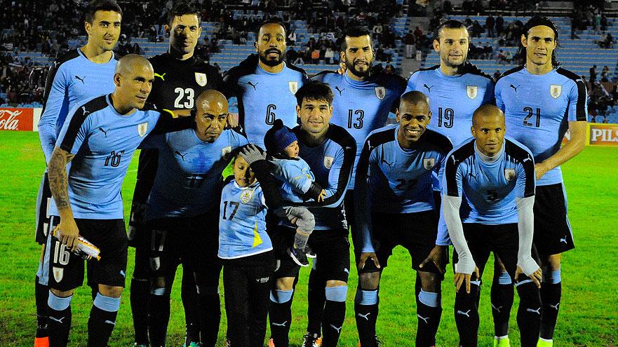 Uruguay venció a Trinidad y Tobago 3-1, y ahora va a por su 16º Copa América